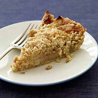 Apple Pie Crumble.
