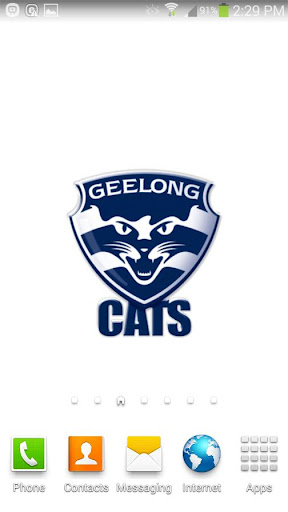 Geelong Spinning Logo