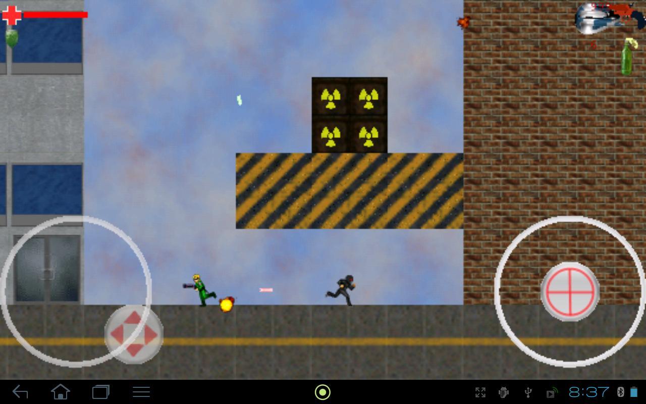 SkyRiot Free - screenshot