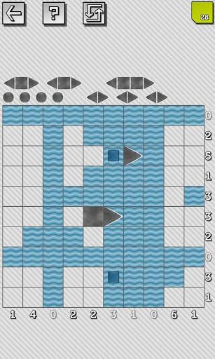 バトルシップ・ソリティア Puzzles