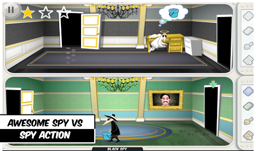 Spy vs Spy- screenshot thumbnail