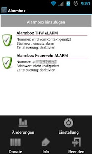 Alarm Box - screenshot thumbnail