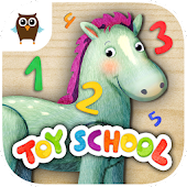 Toy School - Numbers