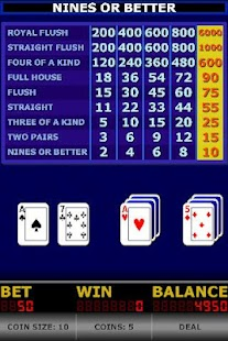 Pick A Pair Poker - screenshot thumbnail