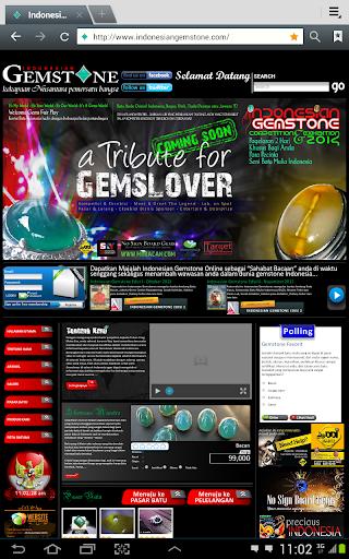免費新聞App|Indonesian Gemstone|阿達玩APP