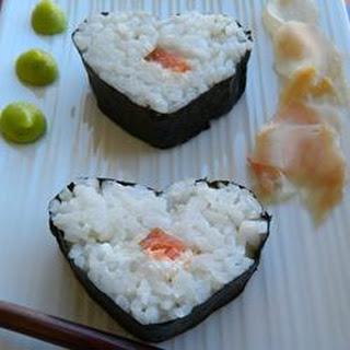 Sarah's Special Sushi.
