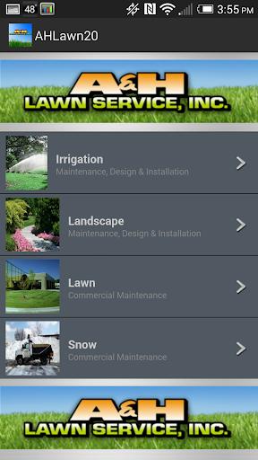 A&H Lawn Service, Inc. 2015 2.0 screenshots 2
