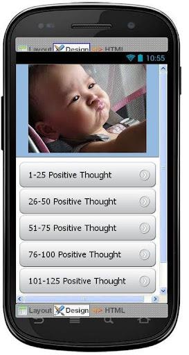 【免費娛樂App】Best Positive Thought Quotes-APP點子