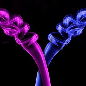 smoke by Mohamed Mahdy - Abstract Patterns ( smoke, , color, colors, landscape, portrait, object, filter forge )