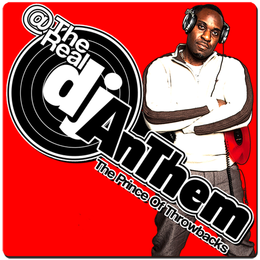DJ Anthem LOGO-APP點子
