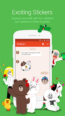 LINE: Free Calls & Messages 5.2.5 screenshot 10291