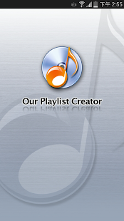 Our Playlist Creator- screenshot thumbnail