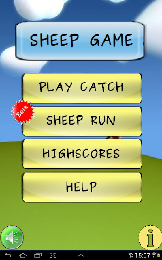 Sheep Game for Android- screenshot