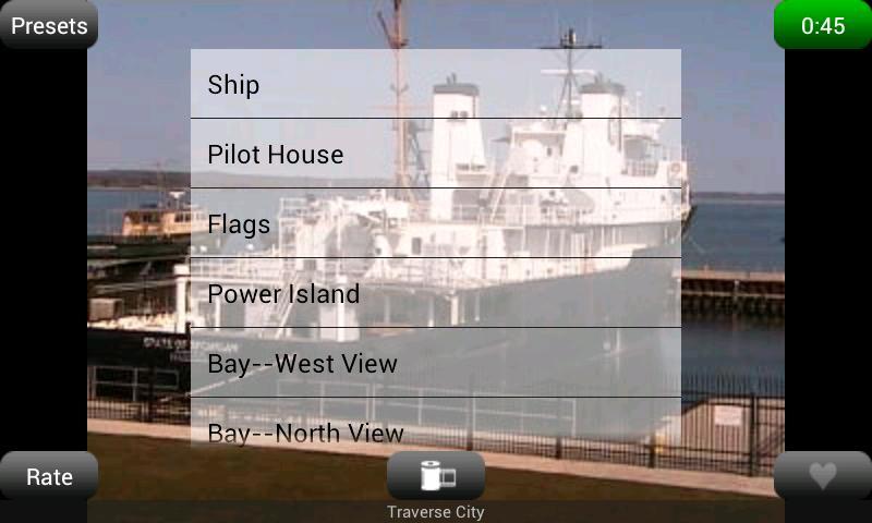 iSpy Cameras- screenshot