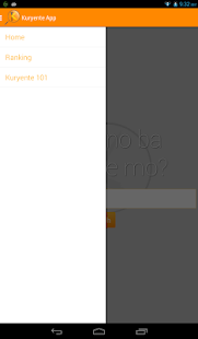 Kuryente App- screenshot thumbnail