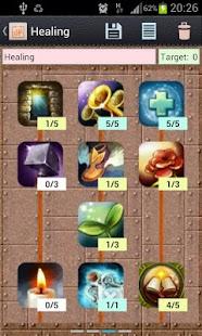 My RO2 Planner - screenshot thumbnail