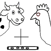 Easy Cow and Chicken Whistle