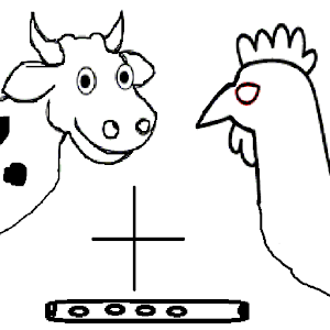 Easy Cow and Chicken Whistle for Android