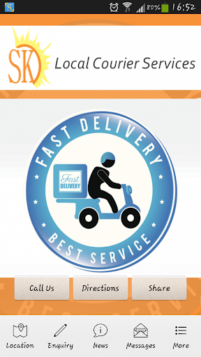 SK Local Courier Services