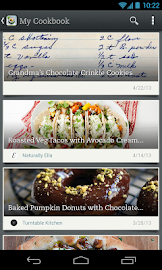 Evernote Food Screenshot 3