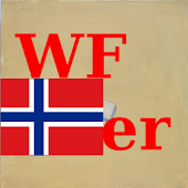 WordFeud Finder - Norwegian