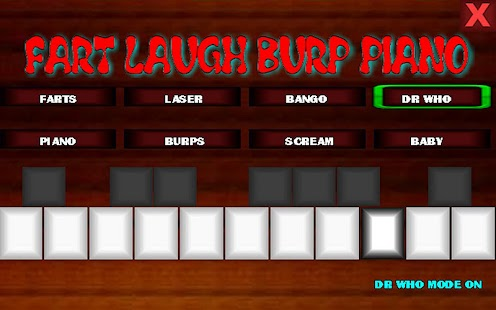 fart laugh burp piano- screenshot thumbnail
