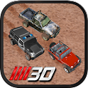 3D Jeep Racer Offroad Racing icon
