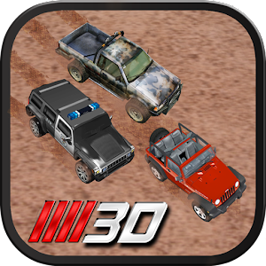 3D Jeep Racer Offroad Racing for PC and MAC