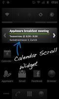 Screenshot of Calendar Widget - Lite