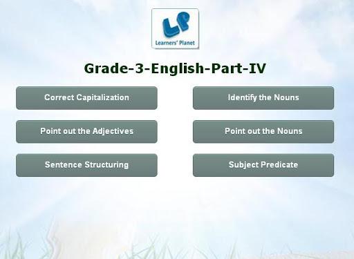 Grade-3-English-Part-4