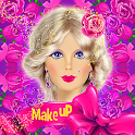 Barbie Makeup,Hairstyle,Dress