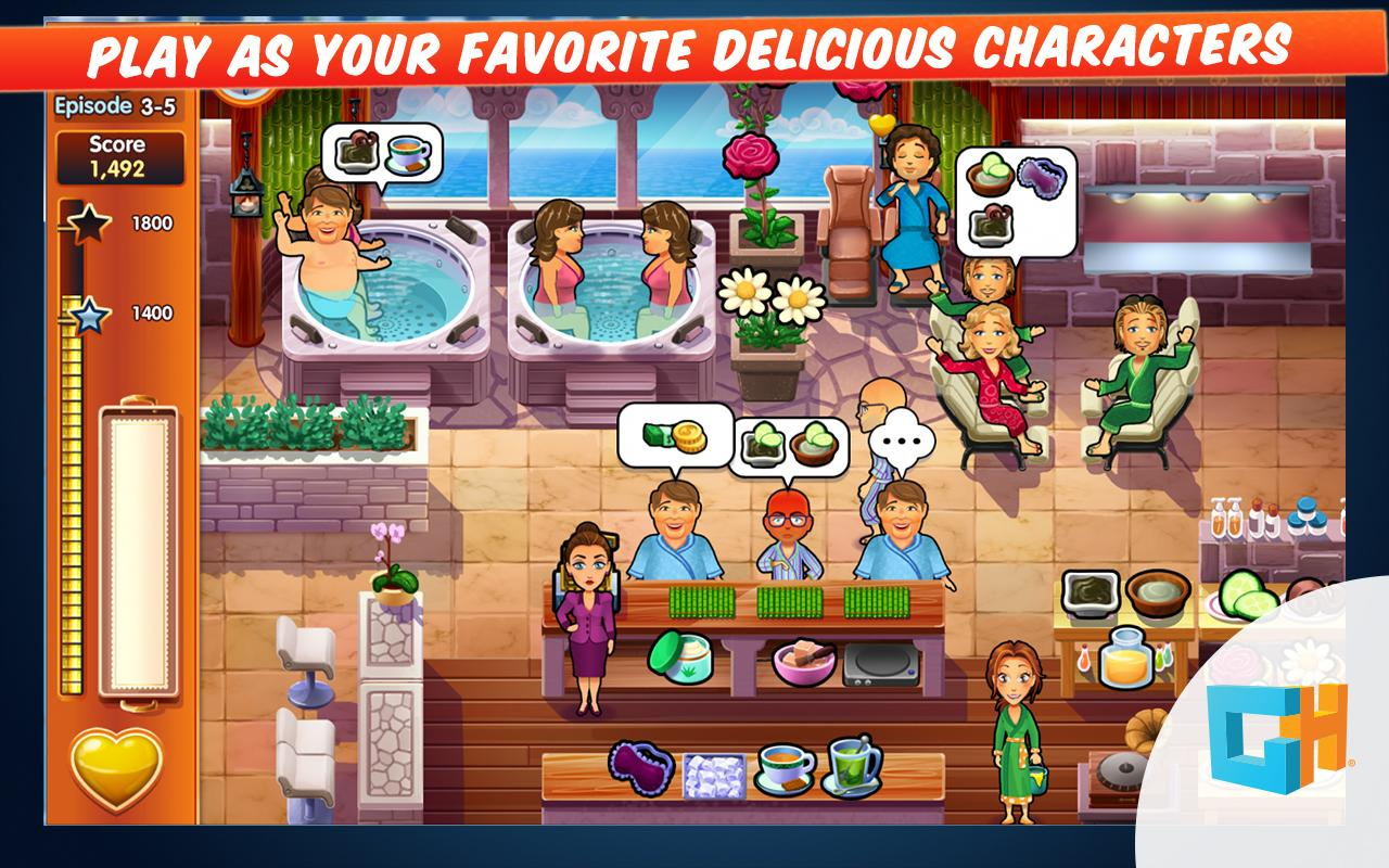 Delicious - Emily's Honeymoon - screenshot