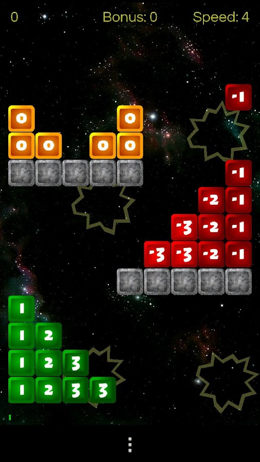Numblox Deluxe - puzzle game - screenshot