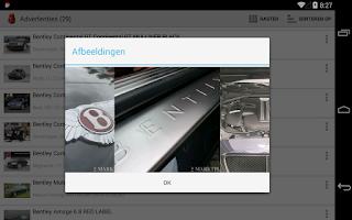 Screenshot of AdvertentieChecker