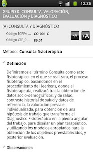 Guia de Actos Fisioterapicos- screenshot thumbnail