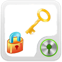 GoLocker Lock and Key Theme icon