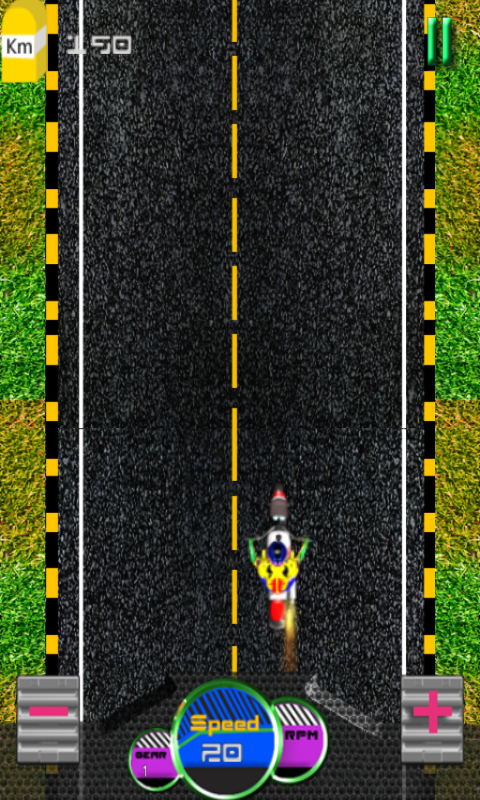 Bike Rider - screenshot
