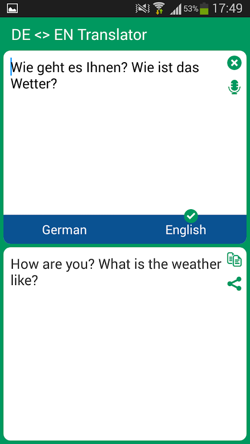 google translate german to english dictionary