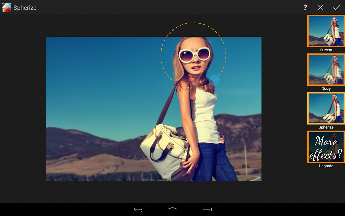 Smoothie Photo Editor Lite - screenshot