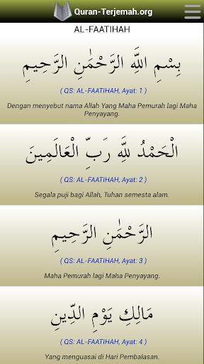 Quran Terjemah