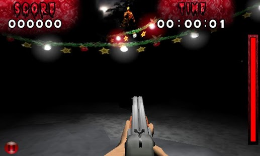 Ambush Zombie Christmas Free - screenshot thumbnail