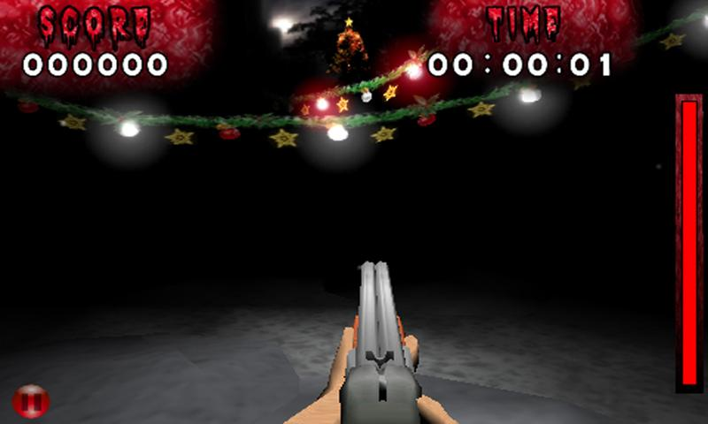 Ambush Zombie Christmas Free- screenshot