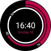 Circles - Wear Watch face