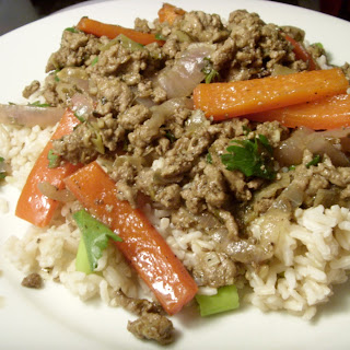 Keema (minced Meat).