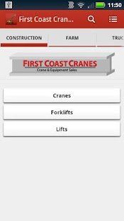First Coast Cranes