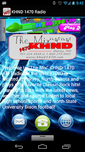 KHND 1470 Radio - screenshot thumbnail