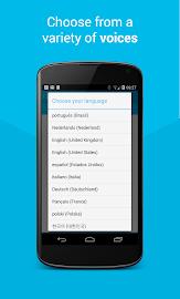 Talking Ringtone Maker Lite Screenshot 4
