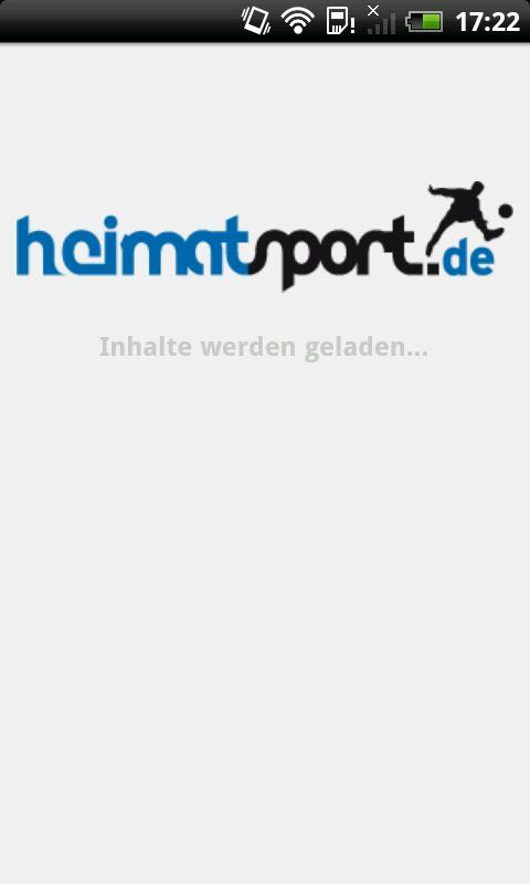 heimatsport.de - screenshot