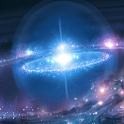 Galactic Space Live Wallpaper icon