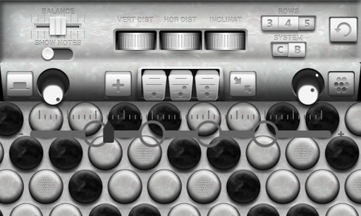 Button Accordion Bayan